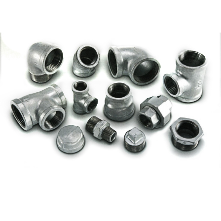 Galvanised Mallaeble Iron Gi Fittings Sanifix