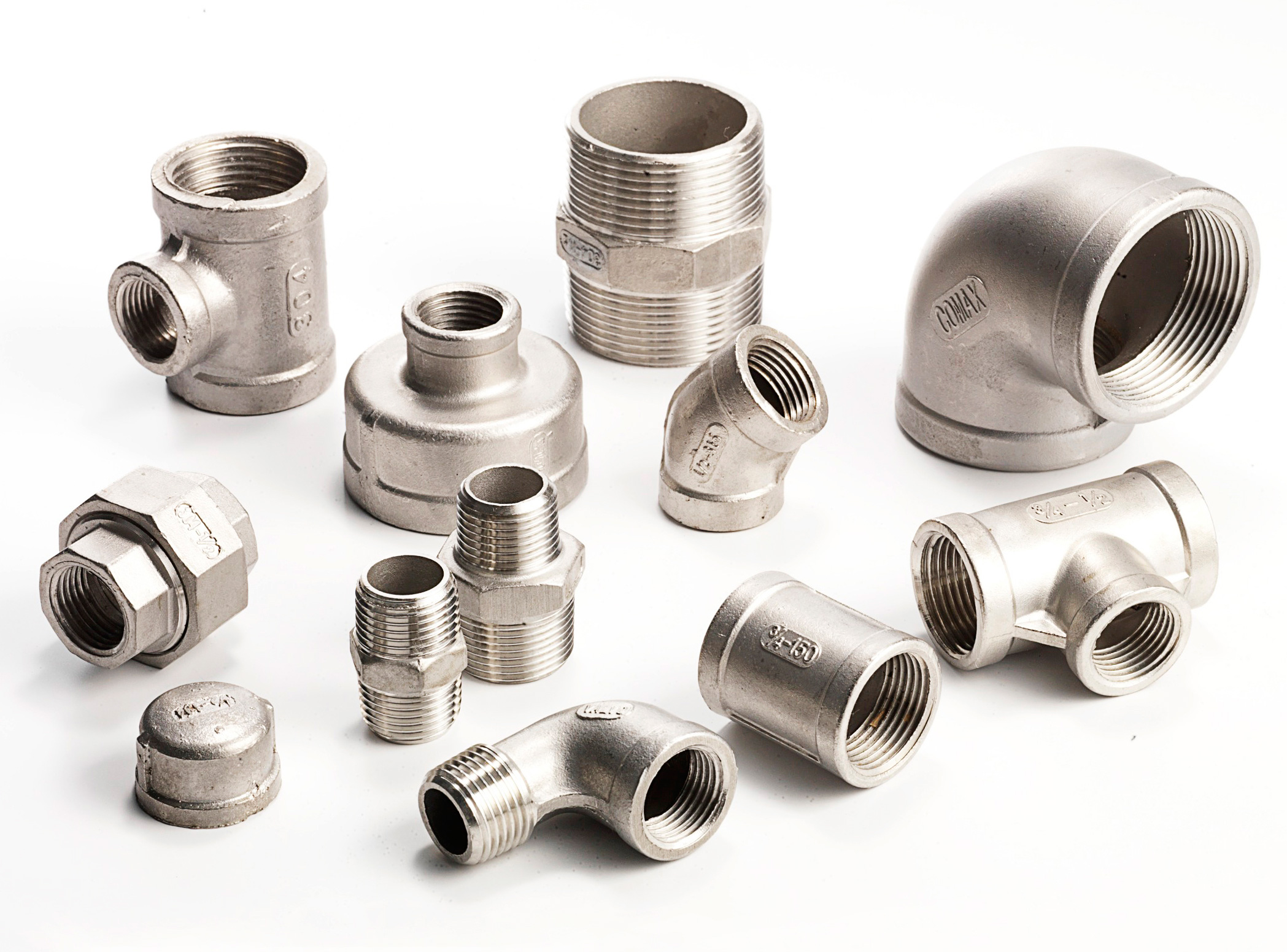 Stainless Steel Fittings Sanifix