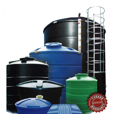 Pe Storage Tank Sanifix